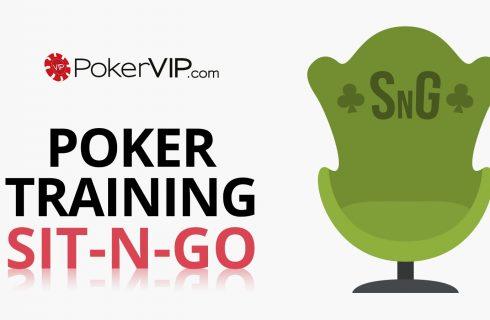 SNG покер и стратегия игры в него