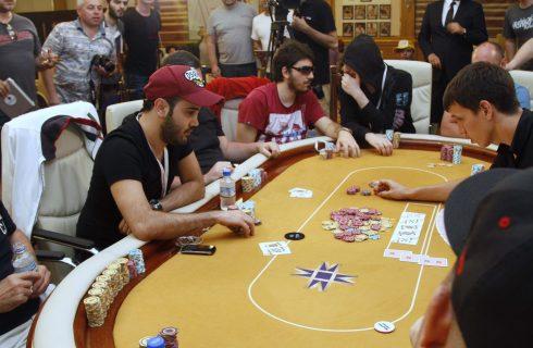 Покерные турниры