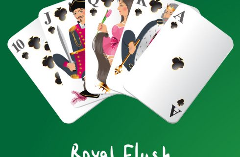 Роял Флеш в покере и стратегия игры для его получения