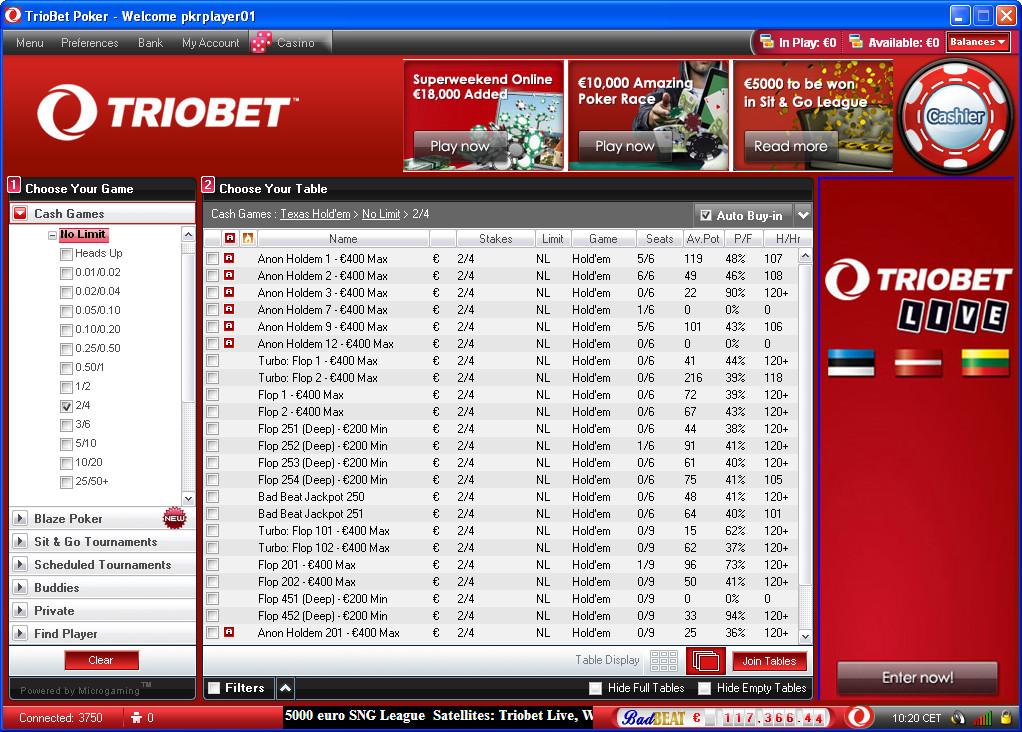 казино triobet официальный сайт