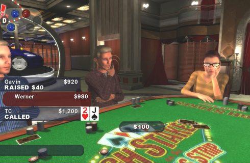 Покер на PSP — как это?