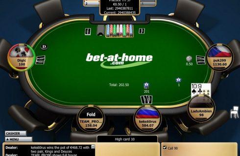 Скачать покер bet-at-home.com на русском
