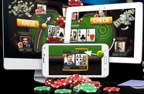 Играть в покер с компьютером бесплатно на русском языке