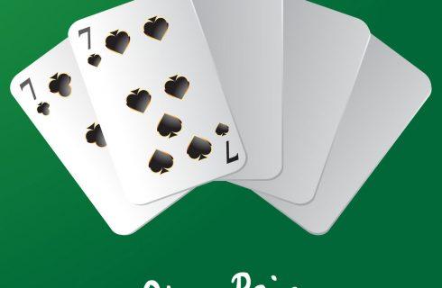 Комбинация Пара в покере