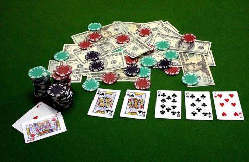 Зачение карт в покере Техасский Холдем