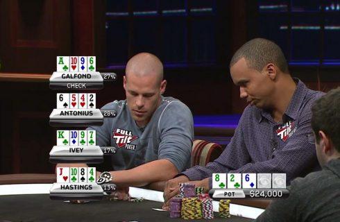 Лоу в покере и что о нем нужно знать