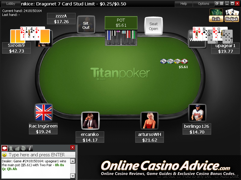 titan-poker-7-card-stud-limit-8-seats