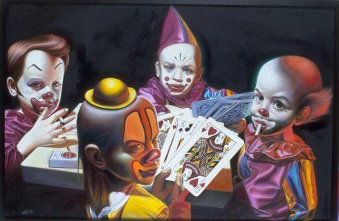 Гатшот в покере или дырявый стрит по-английски