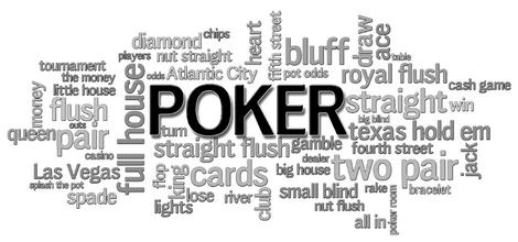 термины-покера
