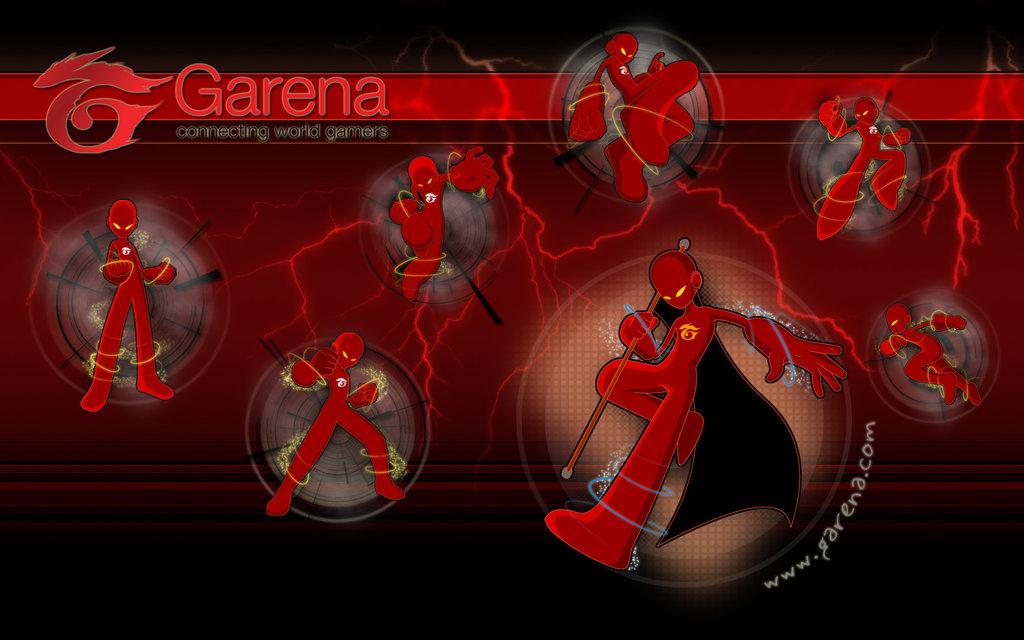 Garena_Wallpaper_DesignContest_by_Wooq