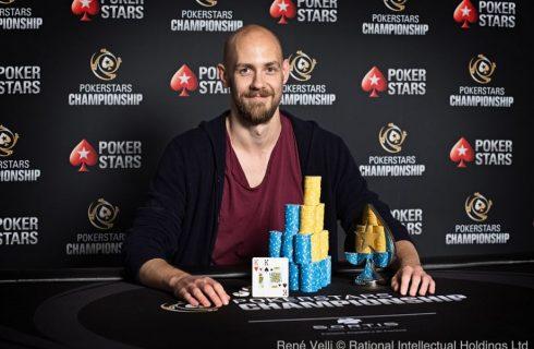 Однодневный хайроллер Чемпионата Покер Старс в Панама покорился Стивену Чидвику