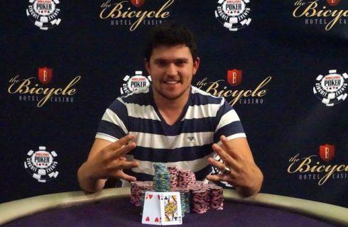 Валентин Ворнику снова выиграл кольцо WSOP Circuit