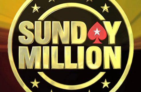 Победу в Sunday Million одержал игрок с ником Kabotajoe