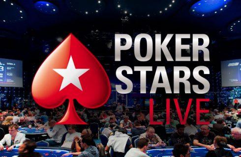 Еще одно назначение в PokerStars LIVE