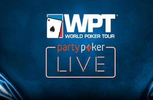 WPT анонсировали сотрудничество с PartyPoker Live