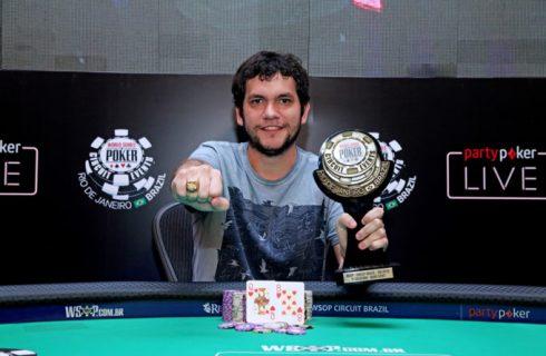 Хобби в виде покера привело учителя математики к чемпионскому перстню WSOP