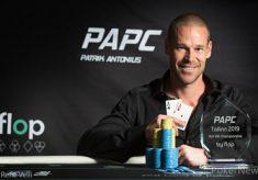 Поли Айрас – победитель хайроллера за 25 евро на PAPC
