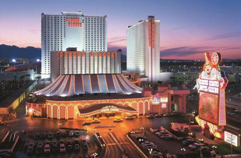 Башня Circus Casino в Неваде станет кампусом для студентов