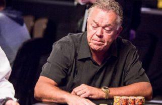 70-летний покерист впервые сыграл онлайне и выиграл браслет Мировой Серии Покера