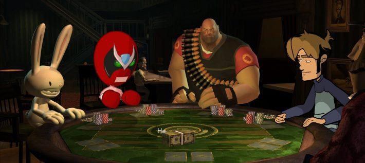 симулятор покера на русском онлайн