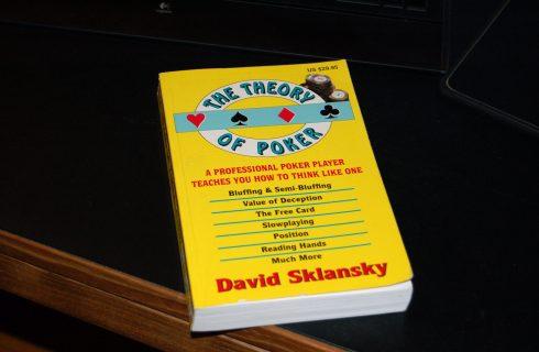 Книга по стратегии покера