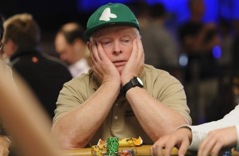 Книга Дэна Харрингтона о покере