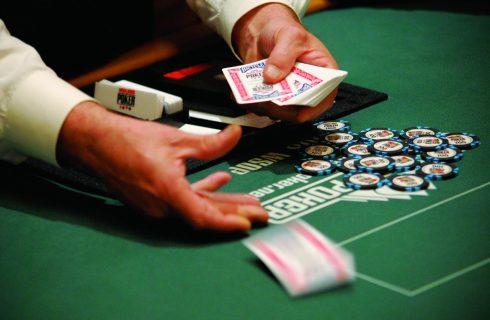 Техасский покер гарена