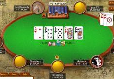 Онлайн покер в виртуальном казино