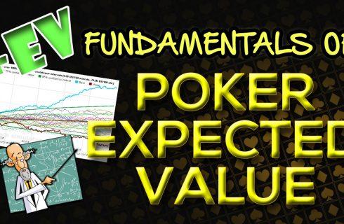 ЕV (Expected Value) в покере