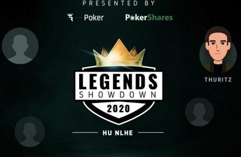 Закончился отбор финалистов Legends Showdown на RIO Poker