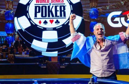 Главный стол WSOP International достался Дэмиану Саласу